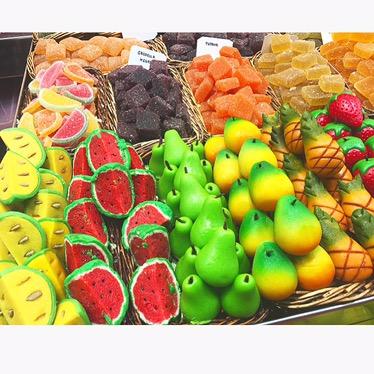 Marzipan-Sweets