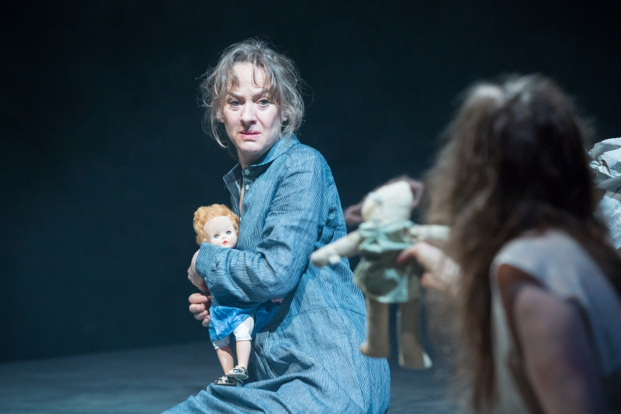 My Brilliant Friend Part 1. Niamh Cusack (Lena). Photo credit Marc Brenner (7).jpg